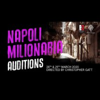 AUDITIONS for Napoli Milionaria